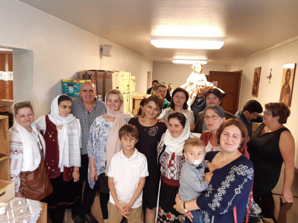 Bucurii pentru acasa – colecta pentru familiile cu nevoi din Romania- 8 Sep. 2019