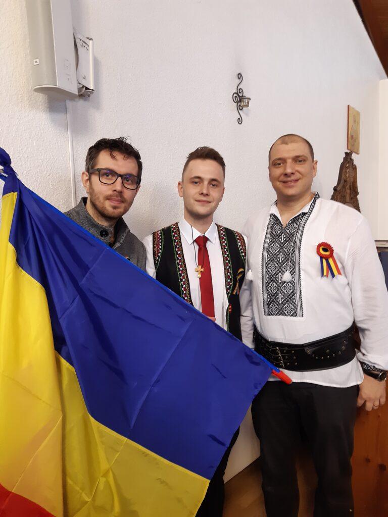 Serbare Ziua Nationala a Romaniei- 1 Dec. 2019 – invitat Consul onorific Dl. Klaus Rainer Kirchhoff